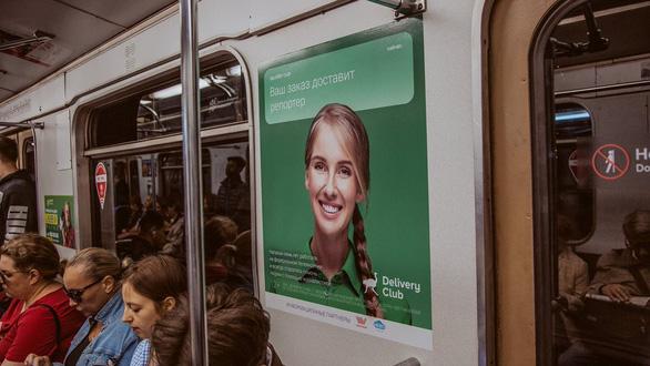Công ty gây tranh cãi khi quảng cáo bằng hình ảnh, thông tin nhân viên giao hàng - Ảnh 1.