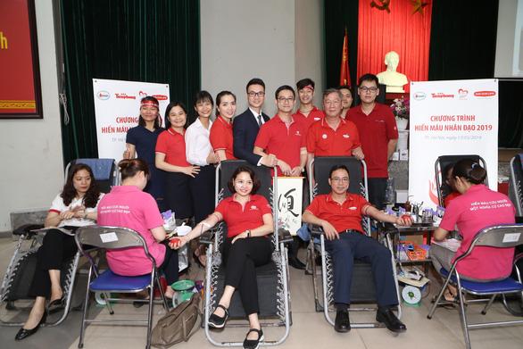 Hiến tặng thành công hơn 226 đơn vị máu tại Hà Nội - Ảnh 1.