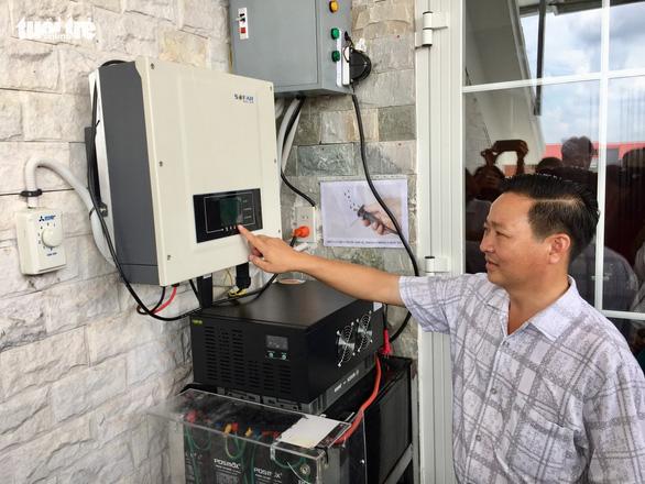 Xài điện thoải mái, vẫn có thêm tiền nhờ… bán điện - Ảnh 2.