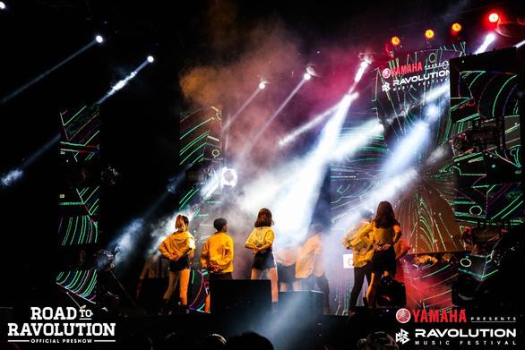 Yamaha mang lễ hội EDM cuồng nhiệt đến với sinh viên - Ảnh 2.