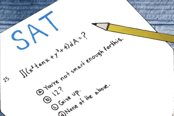 Kỳ thi SAT sẽ chấm điểm hoàn cảnh của thí sinh - Ảnh 1.