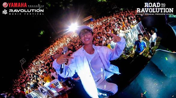 Yamaha mang lễ hội EDM cuồng nhiệt đến với sinh viên - Ảnh 3.
