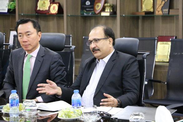 Đại học Quốc tế Hồng Bàng ra mắt Trung tâm nghiên cứu Ấn Độ - Ảnh 3.