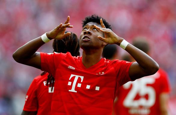 Đè bẹp Frankfurt, Bayern Munich lần thứ 29 vô địch Đức - Ảnh 1.