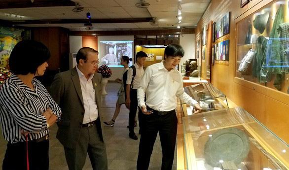 Nhiều bảo tàng mở cửa miễn phí ngày 18-5 - Ảnh 1.