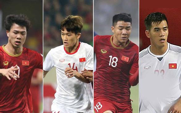 Kings Cup 2019: Ai sẽ săn bàn cho ông Park Hang Seo? - Ảnh 1.
