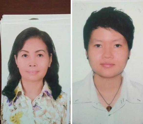 Truy tìm 2 phụ nữ liên quan vụ xác chết trong bêtông ở Bình Dương - Ảnh 1.