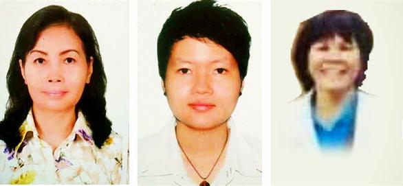 Tạm giữ ngay trong đêm 4 phụ nữ liên quan vụ xác chết trong bêtông - Ảnh 1.
