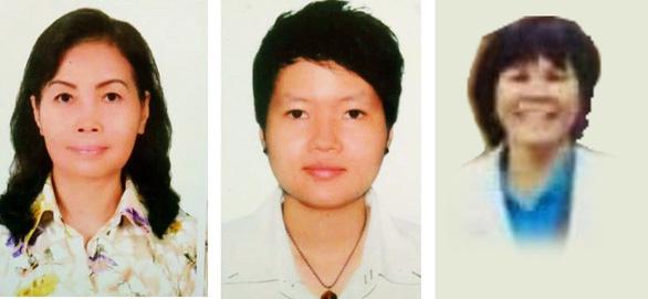 Chiếc ôtô 7 chỗ tố cáo tung tích 4 phụ nữ vụ xác chết trong bêtông - Ảnh 4.