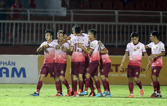 Ngoại binh quá tệ, Viettel gục ngã 0-3 trước chủ nhà Sài Gòn - Ảnh 2.