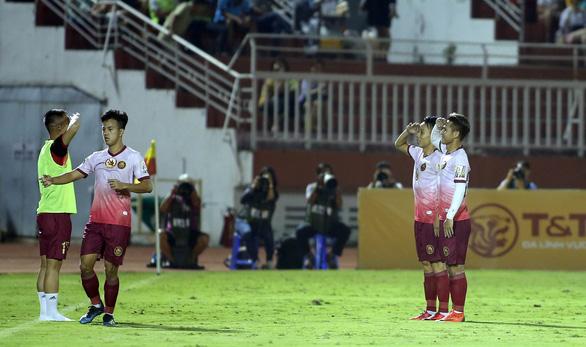 Ngoại binh quá tệ, Viettel gục ngã 0-3 trước chủ nhà Sài Gòn - Ảnh 5.