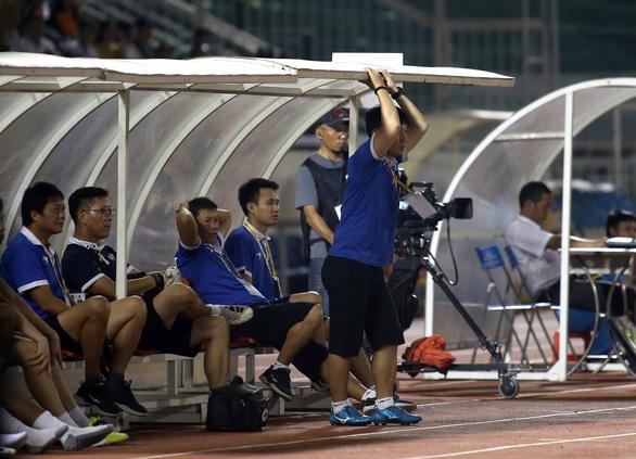 Ngoại binh quá tệ, Viettel gục ngã 0-3 trước chủ nhà Sài Gòn - Ảnh 4.