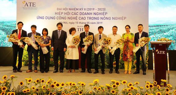Ứng dụng công nghệ cao, nền nông nghiệp Việt sẽ cất cánh - Ảnh 1.