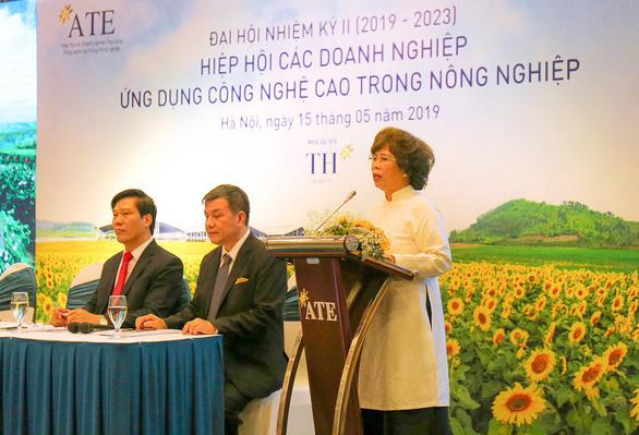 Ứng dụng công nghệ cao, nền nông nghiệp Việt sẽ cất cánh - Ảnh 3.