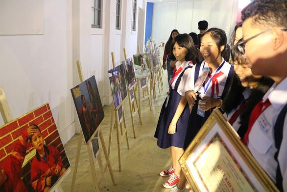 Cuộc thi ảnh cho các em học sinh lưu giữ khoảnh khắc đẹp trong cuộc sống - Ảnh 1.
