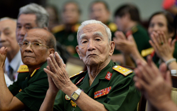 Cuộc hội ngộ xúc động của gần 1.000 cựu binh bộ đội Trường Sơn - Ảnh 8.