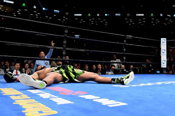 Wilder chỉ mất 123 giây để bảo vệ thành công đai vô địch WBC - Ảnh 3.