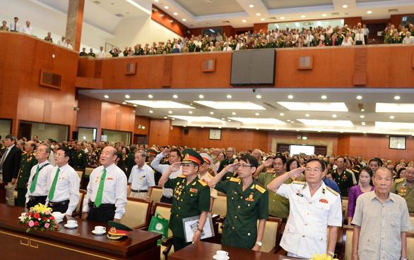 Cuộc hội ngộ xúc động của gần 1.000 cựu binh bộ đội Trường Sơn - Ảnh 9.
