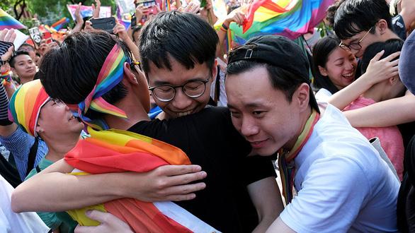 Du lịch Đài, Thái hưởng lợi từ... LGBT - Ảnh 1.