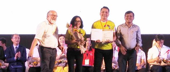 Indonesia đoạt giải quán quân Hội thi Hợp xướng quốc tế Việt Nam - Ảnh 2.