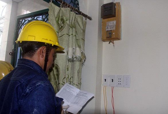 Điều chỉnh giá điện theo hướng giảm chênh lệch giữa các bậc - Ảnh 1.