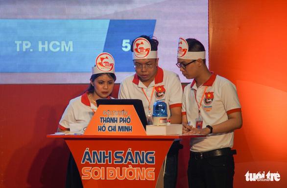 Đội tuyển TP.HCM giành giải nhất cuộc thi 'Ánh sáng soi đường' toàn quốc - Ảnh 4.