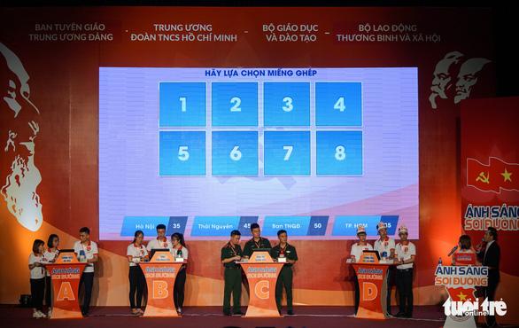 Đội tuyển TP.HCM giành giải nhất cuộc thi 'Ánh sáng soi đường' toàn quốc - Ảnh 3.