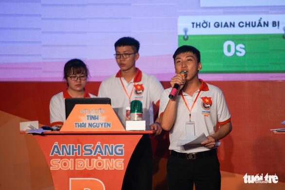 Đội tuyển TP.HCM giành giải nhất cuộc thi 'Ánh sáng soi đường' toàn quốc - Ảnh 5.