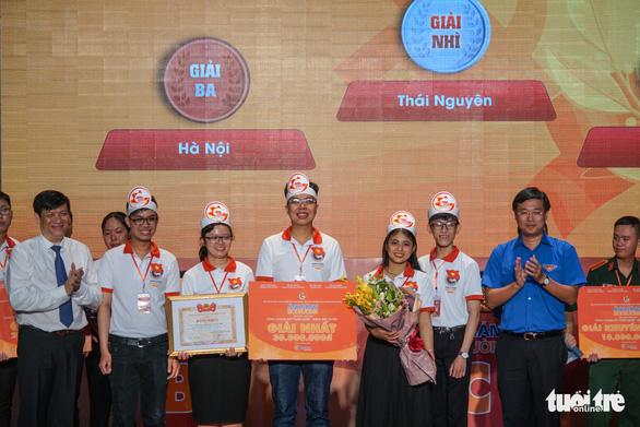Đội tuyển TP.HCM giành giải nhất cuộc thi 'Ánh sáng soi đường' toàn quốc - Ảnh 1.