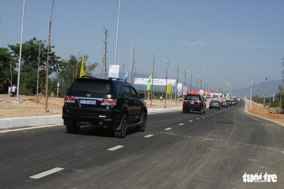 Đà Nẵng mở đường Hòa Phước - Hòa Khương, phát triển lên hướng tây - Ảnh 1.