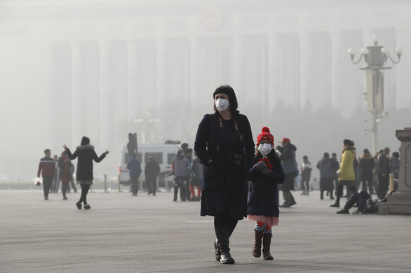 Bi hài chiêu che giấu ô nhiễm của quan chức Trung Quốc - Ảnh 2.