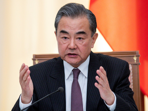 Ngoại trưởng Trung Quốc cảnh báo Mỹ 'chớ đi quá xa' - Ảnh 1.