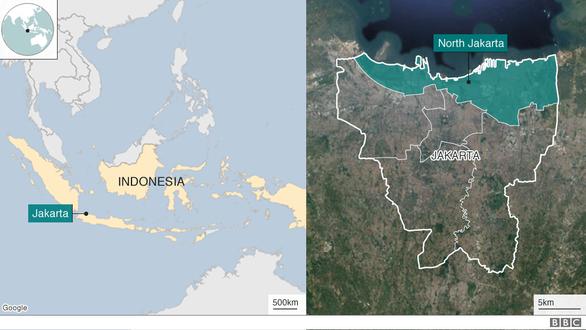 Indonesia dời đô không chỉ vì đông dân, kẹt xe mà còn do sẽ bị chìm 95% - Ảnh 2.