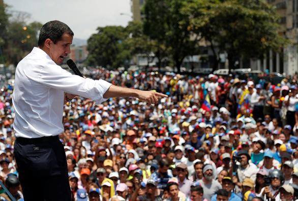 Nga, Mỹ cáo buộc lẫn nhau về bất ổn ở Venezuela - Ảnh 2.
