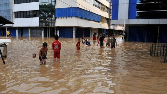 Indonesia dời đô không chỉ vì đông dân, kẹt xe mà còn do sẽ bị chìm 95% - Ảnh 3.
