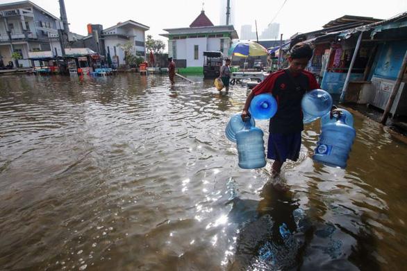 Indonesia dời đô không chỉ vì đông dân, kẹt xe mà còn do sẽ bị chìm 95% - Ảnh 5.