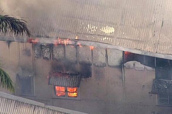Cháy lớn ở Úc, phá hủy ngôi nhà di sản ở Brisbane - Ảnh 2.