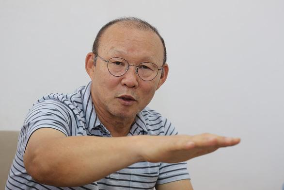 HLV Park Hang Seo: Việt Nam cần có sự chuẩn bị nếu muốn dự World Cup - Ảnh 1.