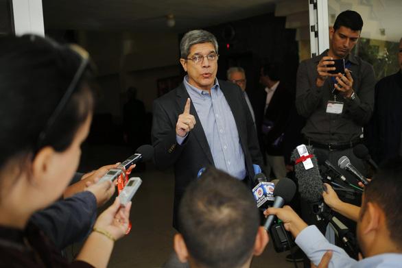 Cuba khẳng định không có binh sĩ hiện diện tại Venezuela - Ảnh 1.