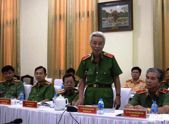 Thiếu tướng Phan Anh Minh nghỉ công tác chờ chế độ hưu trí - Ảnh 1.
