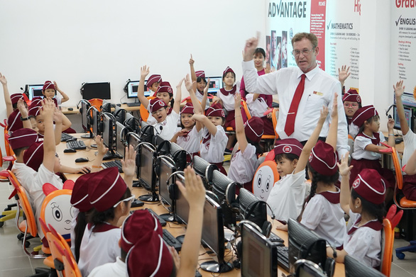 Asian School giành nhiều giải học sinh giỏi - Ảnh 1.
