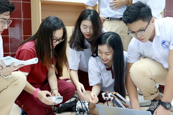 Asian School giành nhiều giải học sinh giỏi - Ảnh 2.