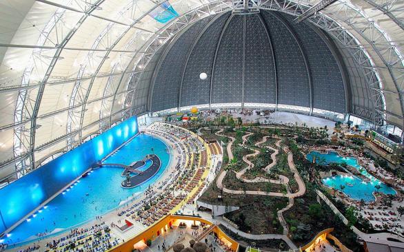 Phan Thiết sắp khởi công công viên nước trong nhà - Ảnh 1.