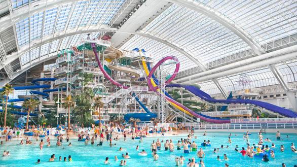 Phan Thiết sắp khởi công công viên nước trong nhà - Ảnh 2.