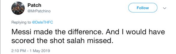 Cộng đồng mạng tung hô Messi, dìm hàng Salah - Ảnh 6.