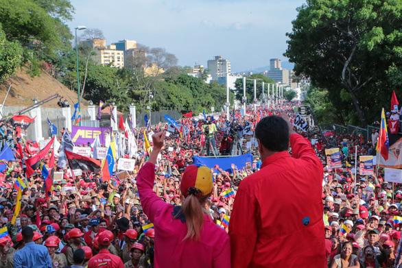 Ông Maduro công bố kế hoạch 'Ngày đối thoại', lắng nghe để sửa sai - Ảnh 1.