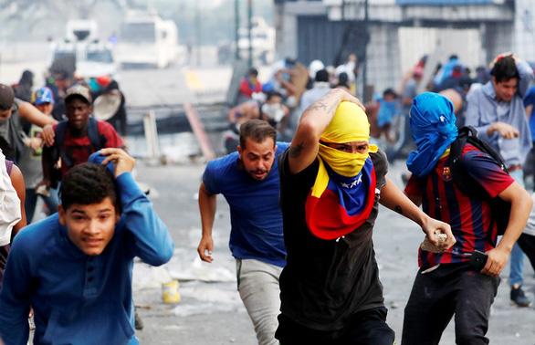 Âm mưu đảo chính khuấy đảo Venezuela - Ảnh 1.