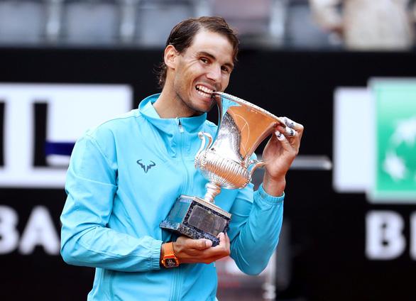 Hạ Djokovic, Nadal lại nắm giữ kỷ lục vô địch Masters 1000 - Ảnh 1.