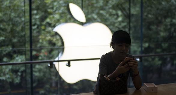 Dân mạng Trung Quốc kêu gọi tẩy chay điện thoại Apple - Ảnh 1.