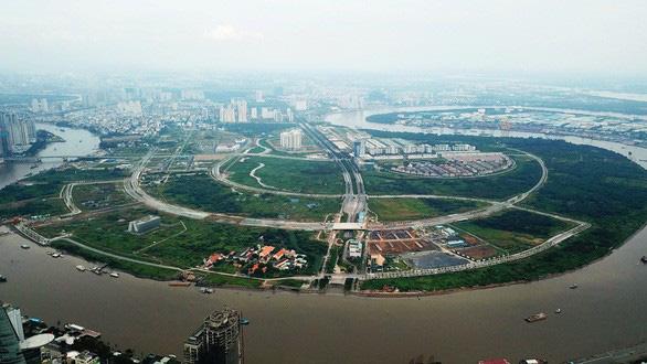Khu đô thị mới Thủ Thiêm: TP.HCM khó hoàn trả 26.000 tỉ đồng đã tạm ứng - Ảnh 1.